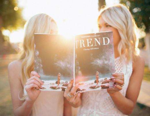 The Free Woman - Trend Magazine 1