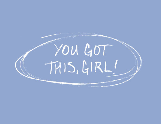 FREE DESKTOP WALLPAPER - You Got This, Girl! | thefreewoman.com