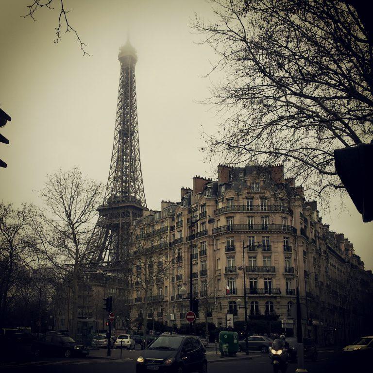Paris: My Moveable Feast
