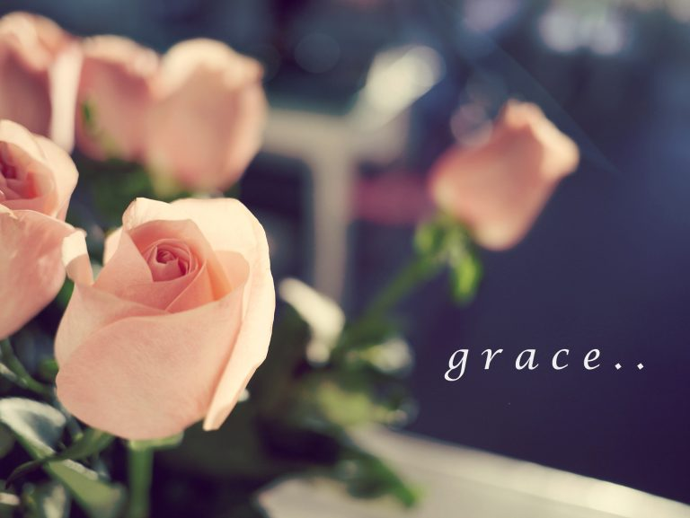 Grace And The Art Of A Life Less Perfect