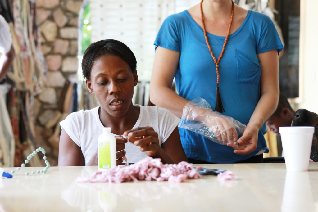 {An Interview} Trades of Hope Is Creating Business Opportunities To Empower Women Out Of Poverty
