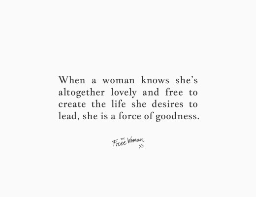Woman Quotes The Free Woman Quotes Archives  The Free Woman