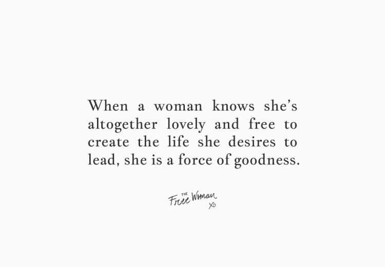 Free Quotes | The Free Woman Quotes Archives The Free Woman