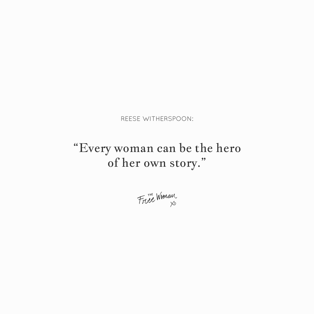 Weekly Thought   TheFreeWoman.com