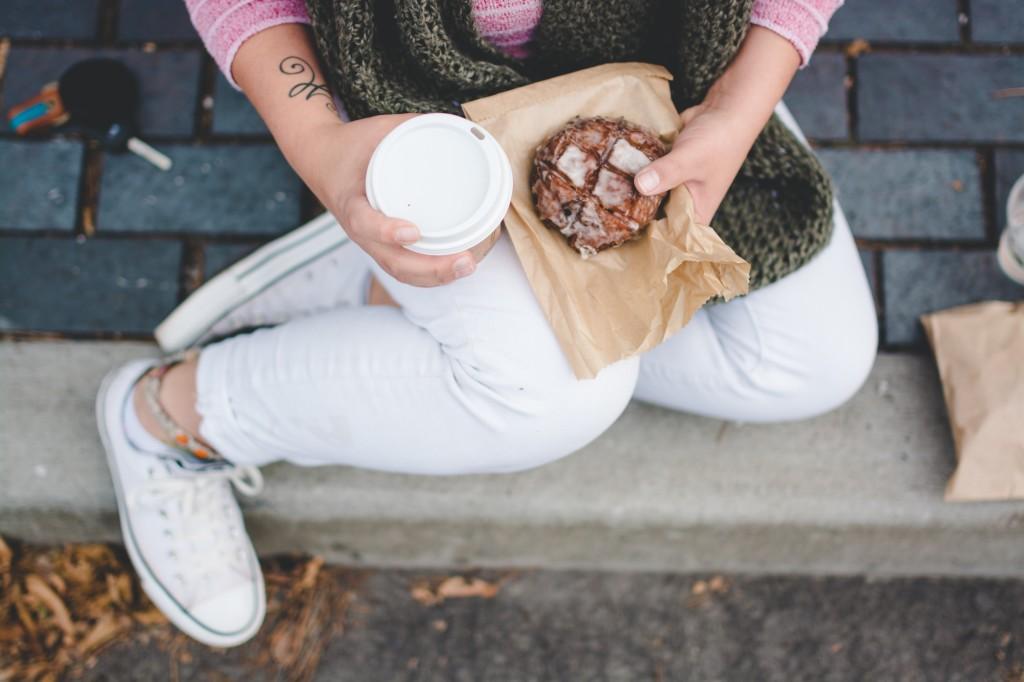 The Free Woman - Illuminating Wellness - Bad Food