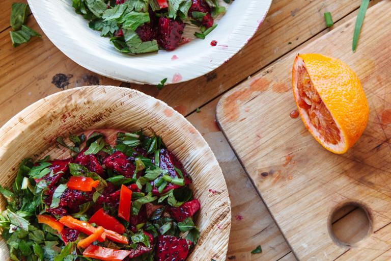 Illuminating Wellness: Clean Eating