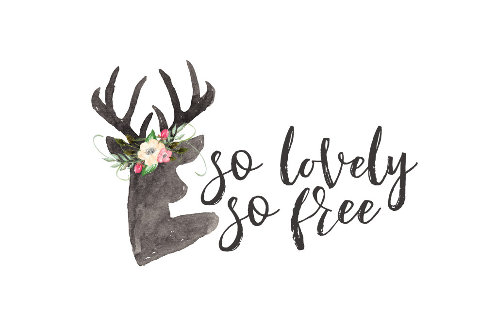{Free} Desktop & iPhone Wallpapers // So Lovely, So Free | thefreewoman.com