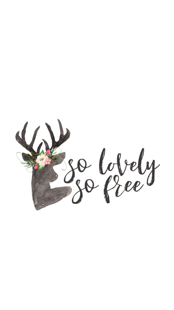 {Free} Desktop & iPhone Wallpapers // So Lovely, So Free   thefreewoman.com