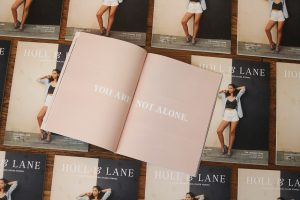 Why Sarah Hartley Is Creating Honest Media With Holl & Lane Magazine