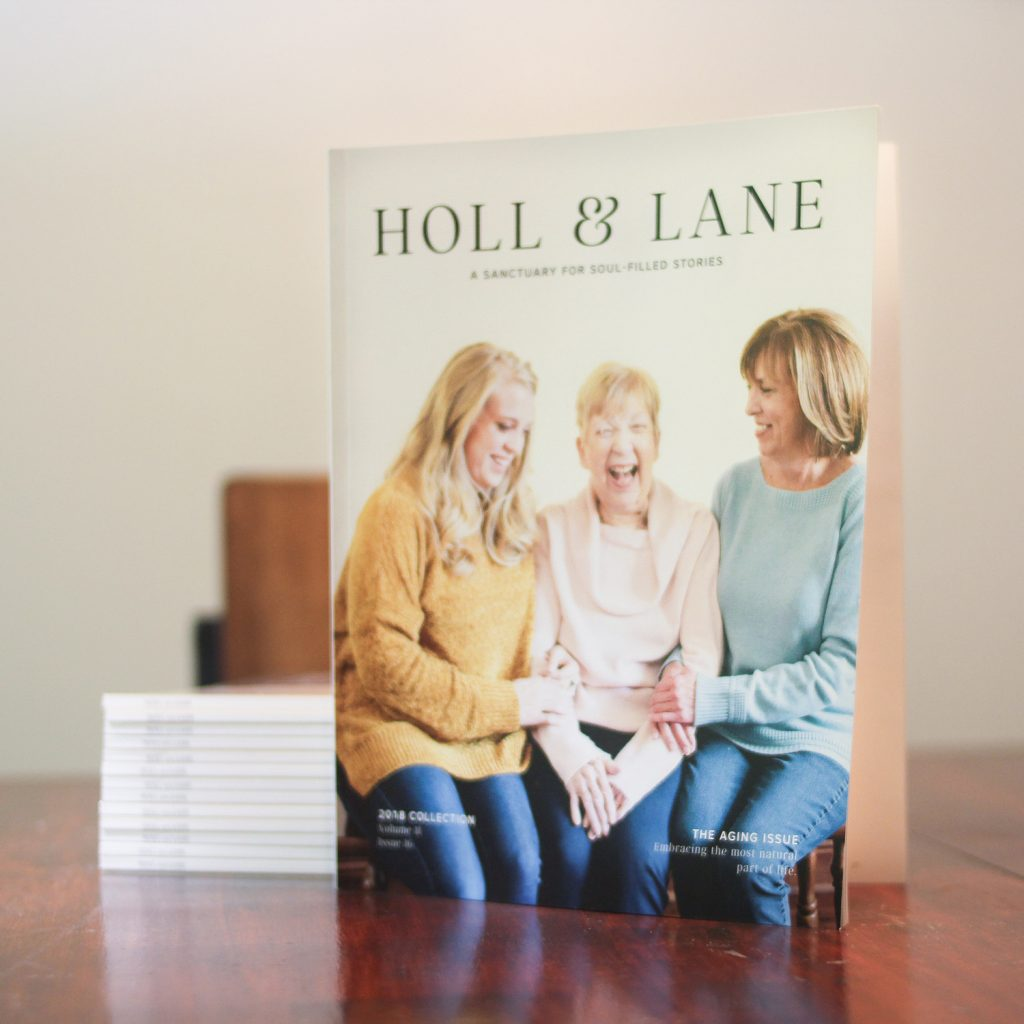 Why Sarah Hartley Is Creating Honest Media With Holl & Lane Magazine | thefreewoman.com